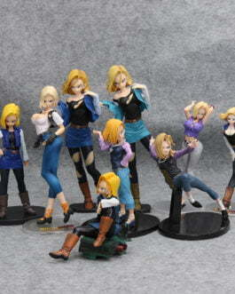 Figures Android 16-18