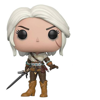 Funkos The Witcher 3