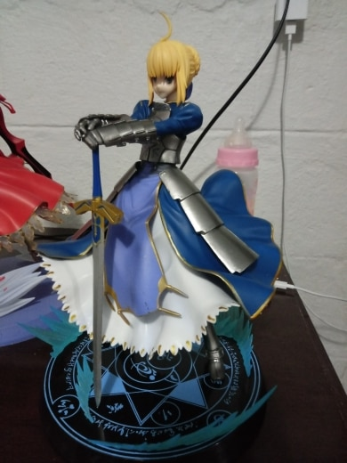 Figure Saber Fate Stay Night