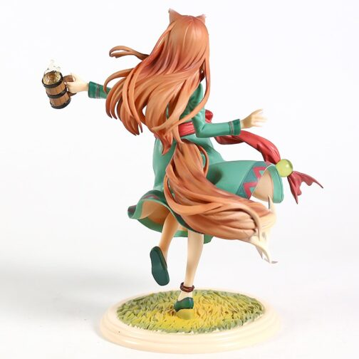 Figure Spice and Wolf