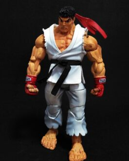 Action figure Street Fighter – Ryu