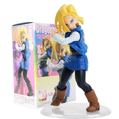 Figure DBZ- android 18