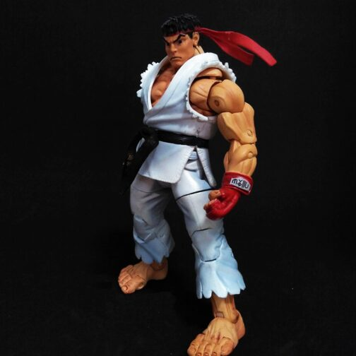 Action figure Street Fighter - Ryu