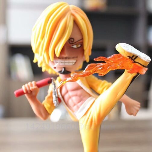 Figures One Piece Kung Fu