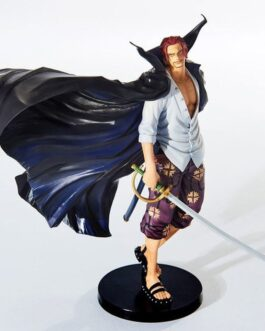 Action figure one piece-  shanks  (one piece shanks )