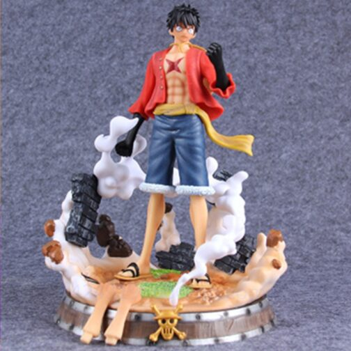 Action figure Monkey d Luffy