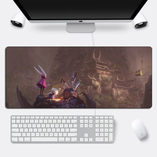 Mouse pad - Hollow Knight